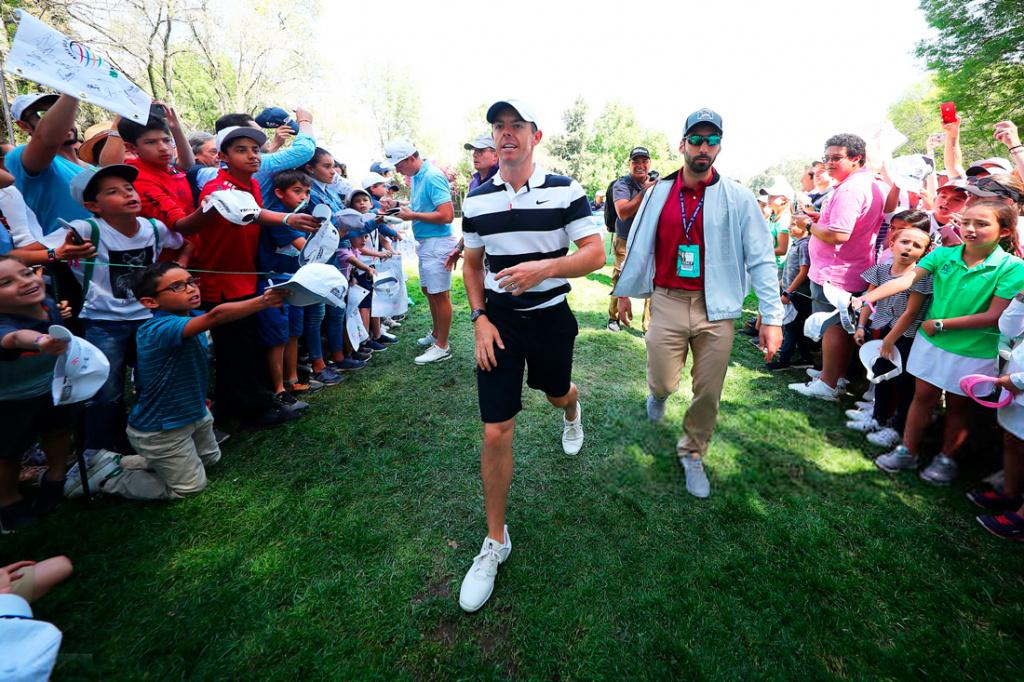 Рори Макилрой: «В новой гольф-лиге я играть не буду»