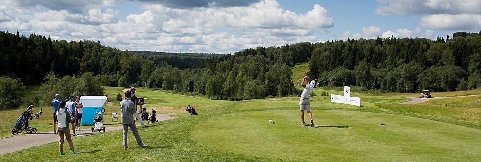 Девки играют в гольф — img 9